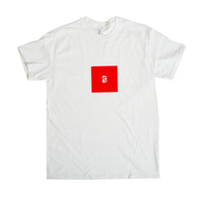 Load image into Gallery viewer, Box tee - white