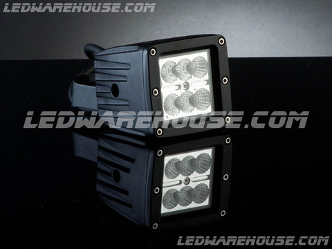 "3"" 18w Cube Driving Light"
