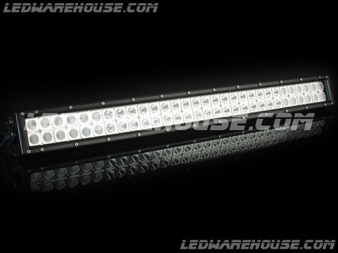 "30"" 180w Double Row LED Light Bar"
