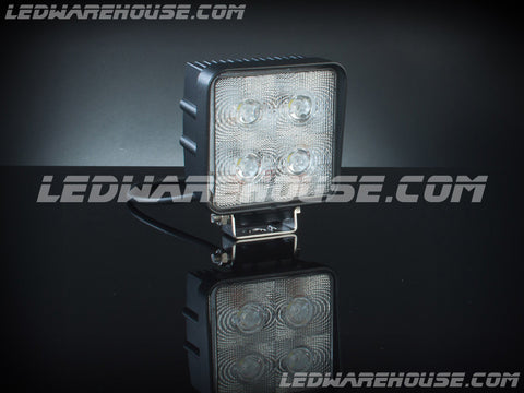 40 Watt Square Work Light