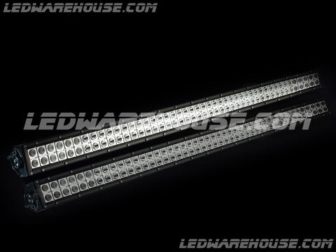 "54"" 312w Double Row LED Light Bar"