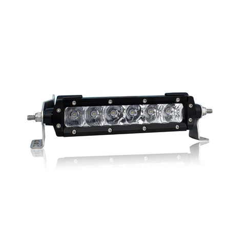 "6"" 30w Pro Line Single Row Light Bar"