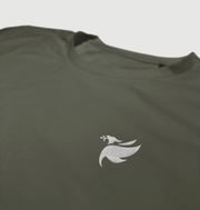 B&B T-shirt - Army Grøn