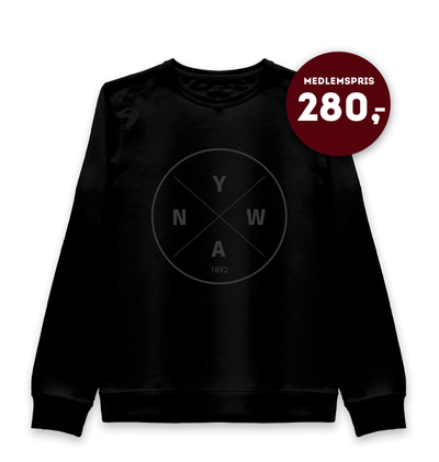 YNWA 1892 Blackout - Sweatshirt