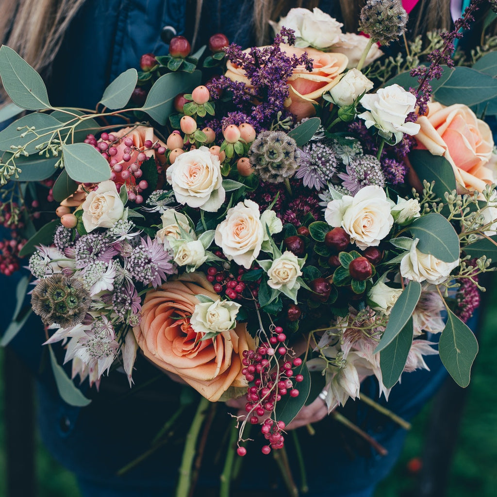 Keeping a Keepsake: How to Preserve Flowers From Your Special Someone