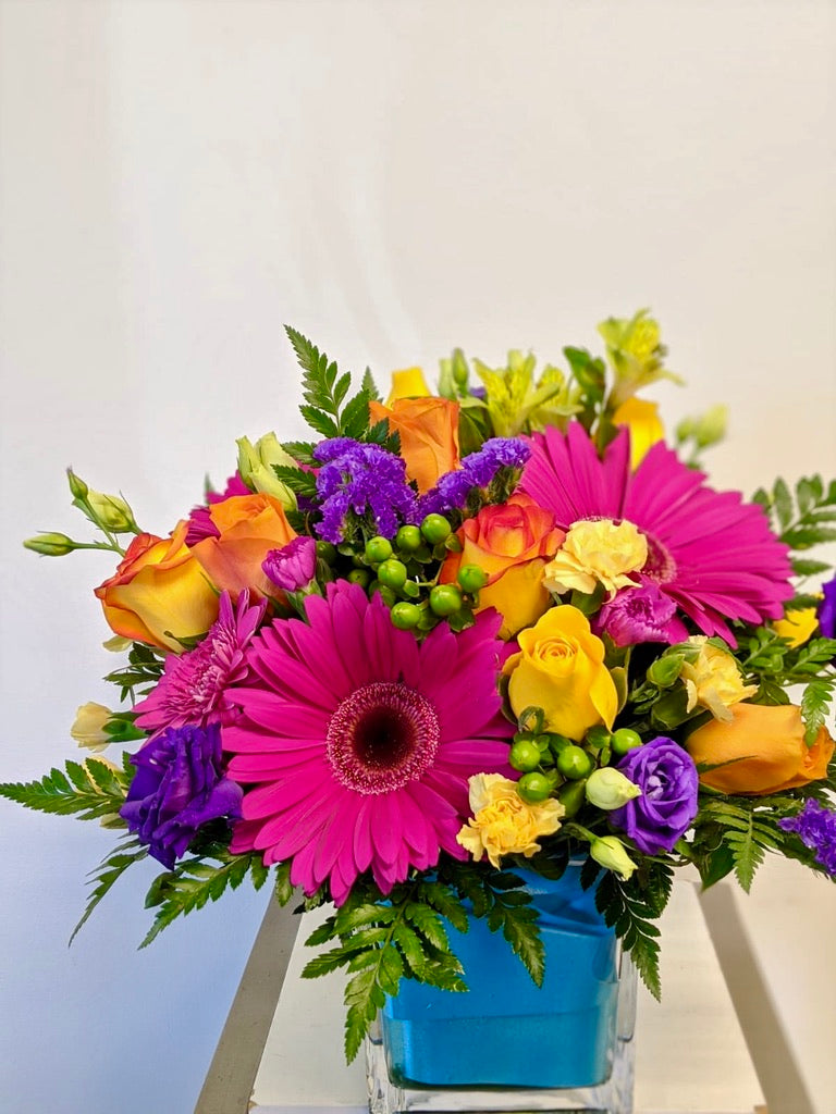 Gerbera Life Arrangement