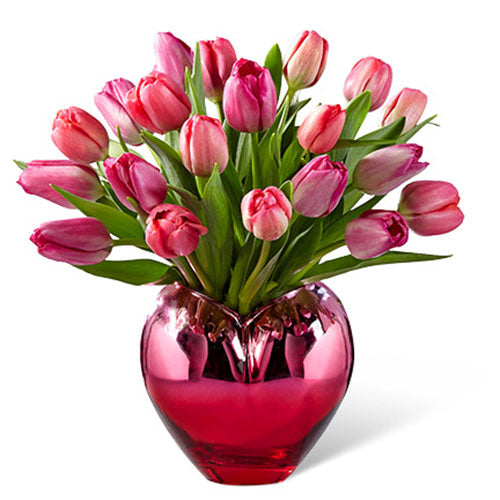 FTD Season of Love Tulip Bouquet