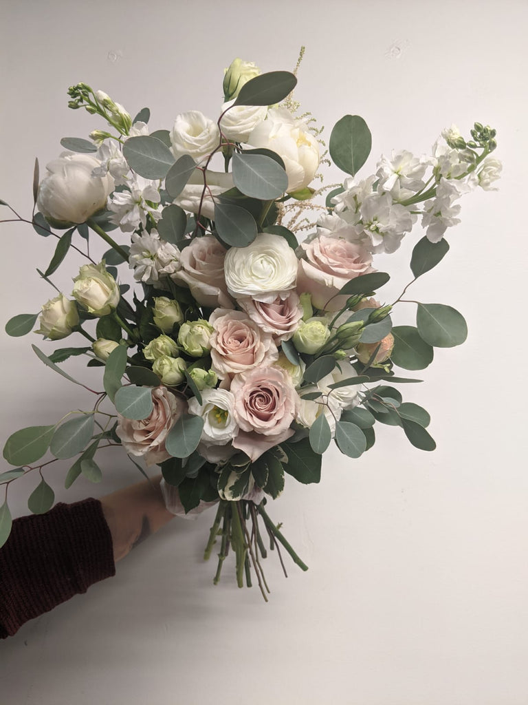 Vintage Hand-Tied Bouquet