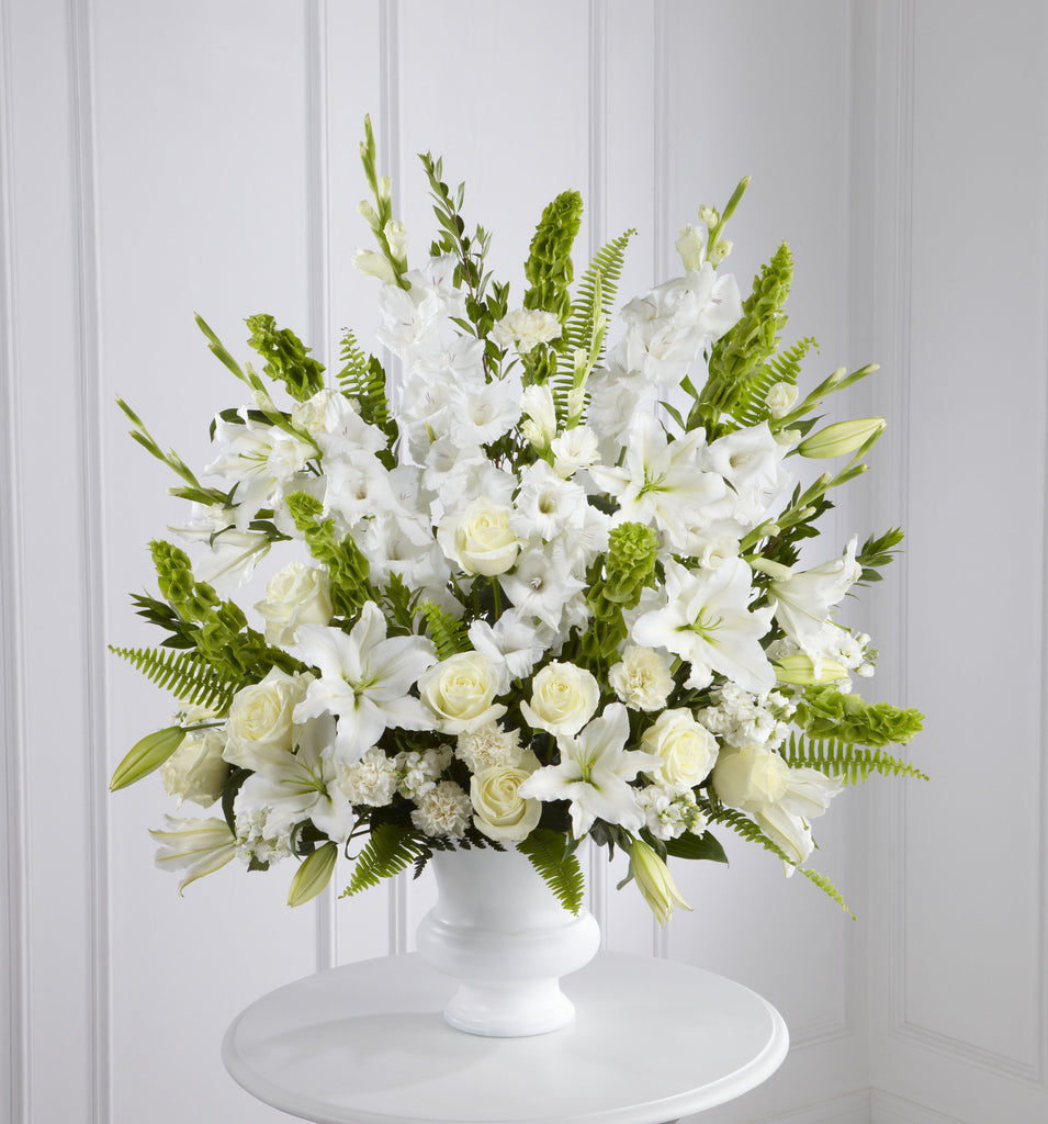 The FTD Morning Stars Arrangement (S2-4438d) - Beaudry Flowers