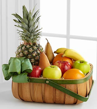 The FTD® Thoughtful Gesture™ Fruit Basket - Beaudry Flowers