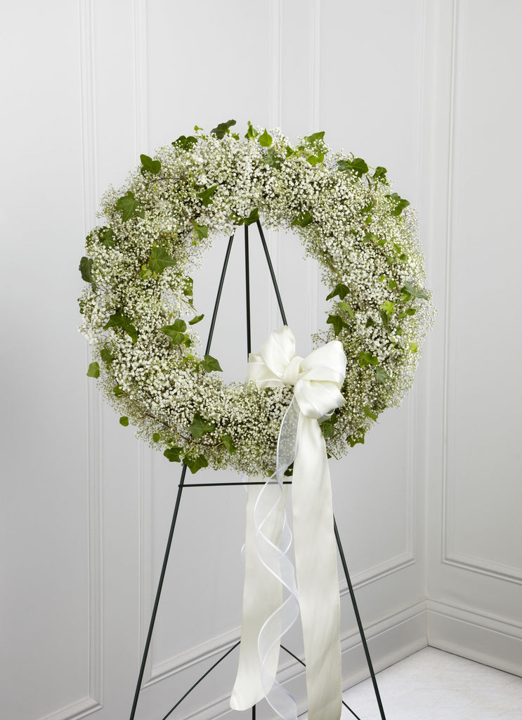 The FTD Precious Wreath (S7-4448) - Beaudry Flowers