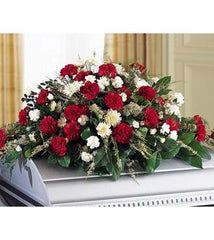 The FTD Sincerity Casket Spray - Beaudry Flowers