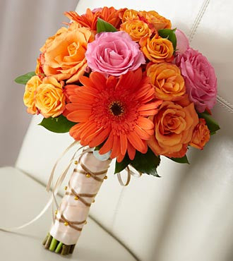 The FTD® New Sunrise™ Bouquet - Beaudry Flowers
