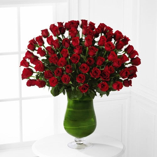 Attraction Luxury Rose Bouquet