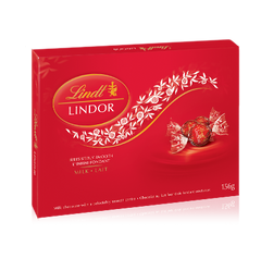 Lindt Lindor Milk Chocolate Truffles - Beaudry Flowers