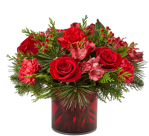 FTD® Merry Mistletoe Bouquet