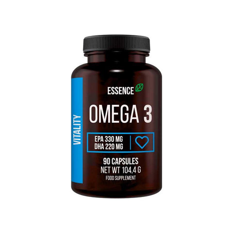 Essence  Omega -3 90caps Fish Oil