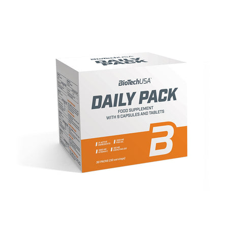 Biotech Daily Pack 30 packages
