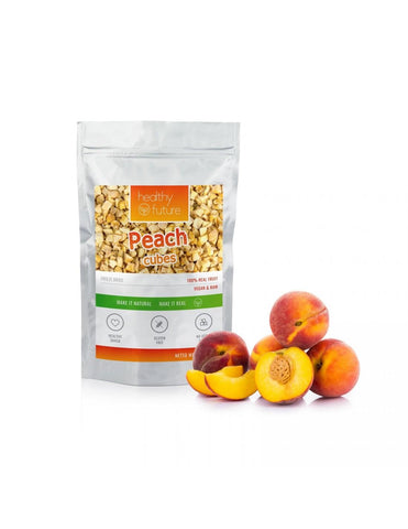 Freeze dried fruits Peaches 100g 100% Natural, No added sugar, No Preservatives