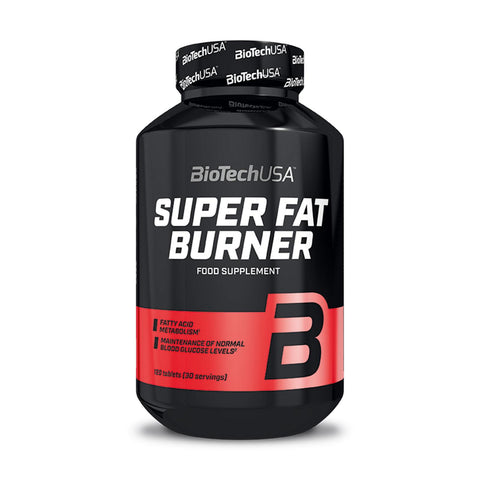 Biotech Super Fat Burner 120 caps