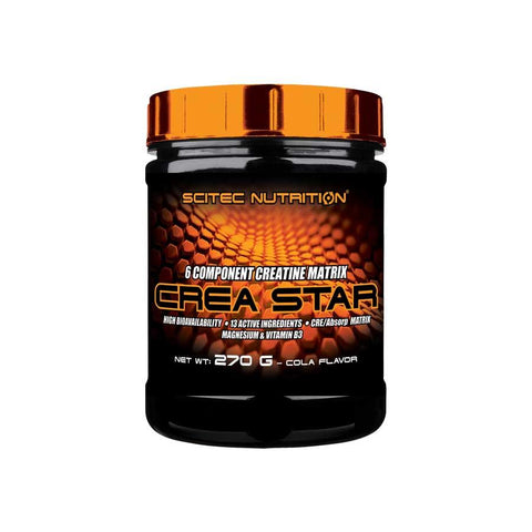 Scitec Nutrition Crea Star 270g cola