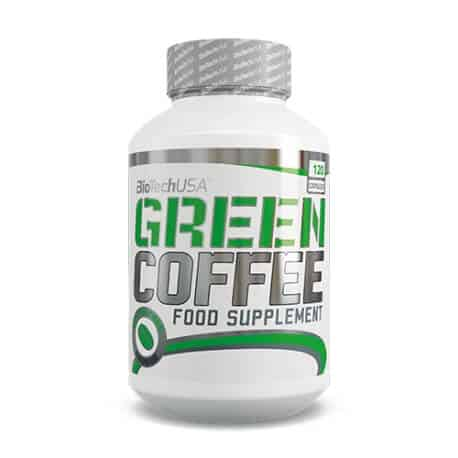 Biotech Green Coffee 120 Caps