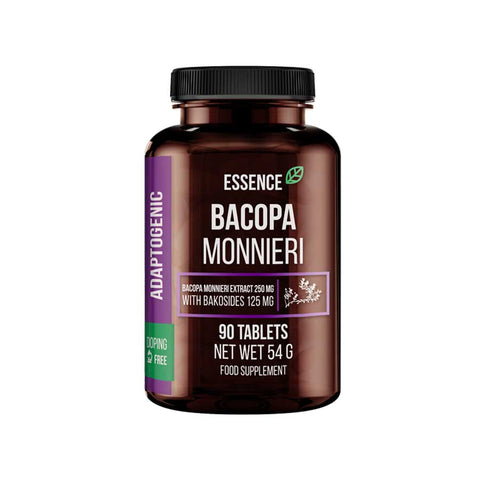 Essence Nutrition Bacopa Monnieri 90 tabl.