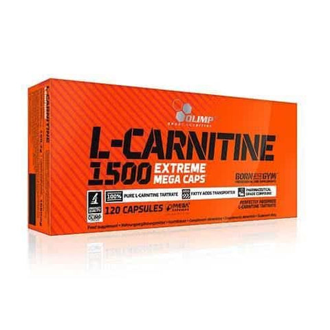 Olimp L-Carnitine EXTREME 1500mg 120 caps