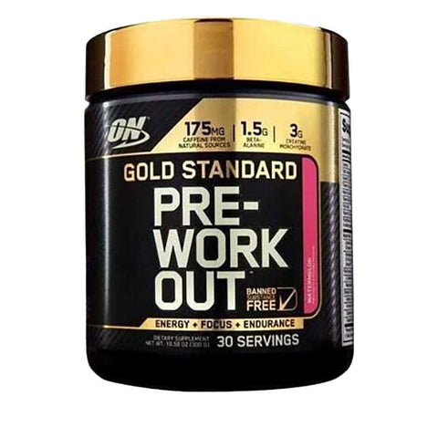 Optimum Nutrition Gold Pre-workout 30 serving