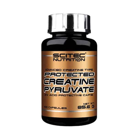Scitec Nutrition - Protected Creatine Pyruvate 100 caps.