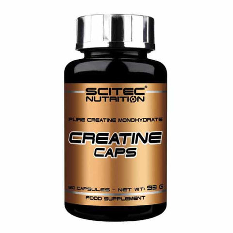 Scitec Nutrition - Creatine 250 caps.