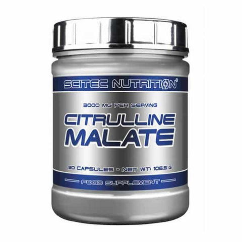 Scitec Nutrition - Citrulline Malate 90 caps.