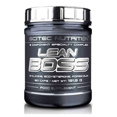Scitec Nutrition - Lean Boss 180 caps.