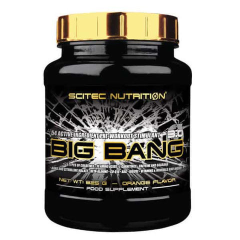 Scitec Nutrition Big Bang 3.0 625g
