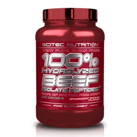Scitec Nutrition 100% Hydrolysed Beef Isolate Peptides