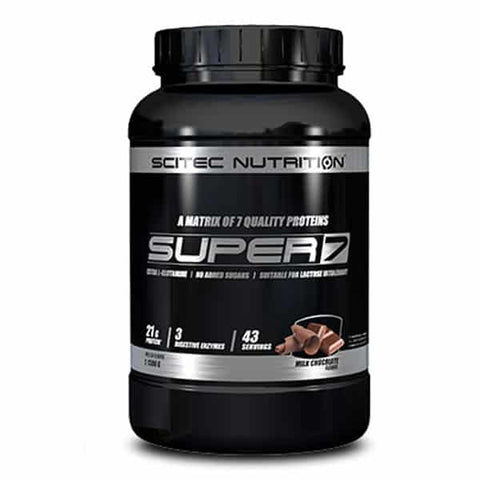 Scitec Nutrition Super 7 1300 g milkchocolate