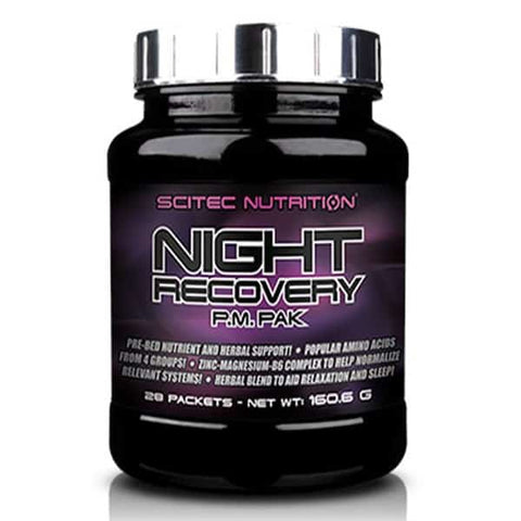 Scitec Nutrition -  Night Recovery 28 pack