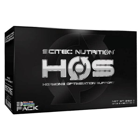 Scitec Nutrition - H.O.S. trio pack Black Edition