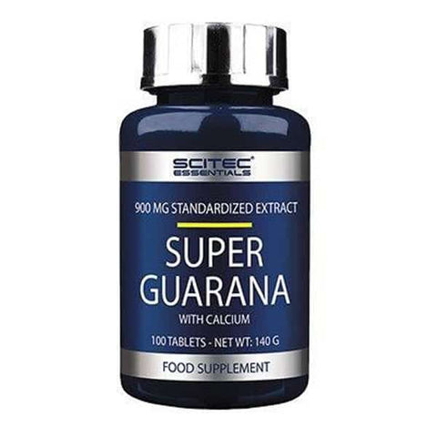 Scitec Nutrition - Super Guarana 100 tabl.