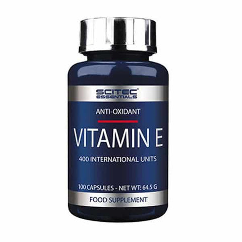 Scitec Nutrition - Vitamin E 100 caps.