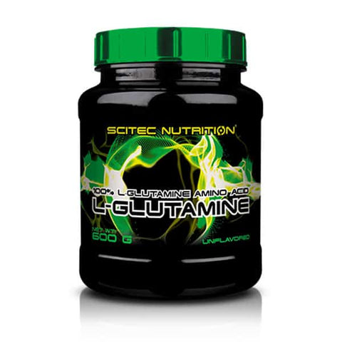 Scitec Nutrition L-GLUTAMINE Powder 100% glutamine amino acid