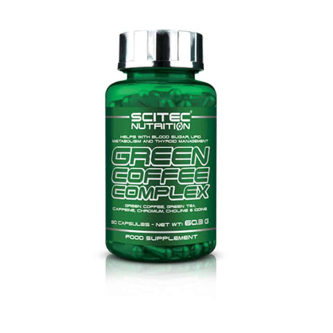 Scitec Nutrition - Green Coffee Complex 90 caps.