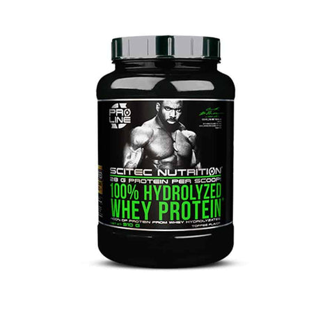Scitec Nutrition - Hydrolyzed Whey Prot.