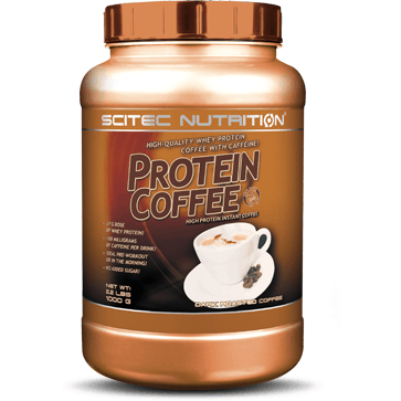 Scitec Nutrition - Protein Coffee 600g or.co. (sugarfree)