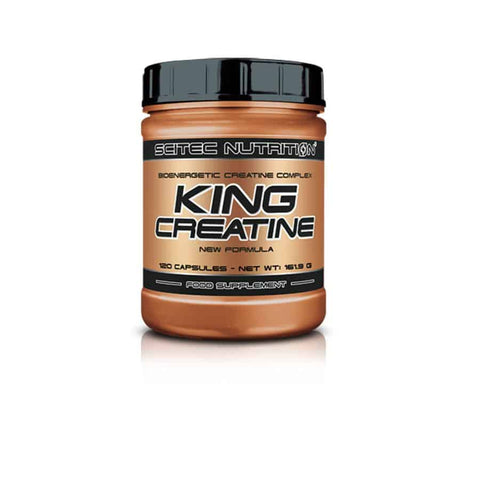 Scitec Nutrition - King Creatine 120 caps
