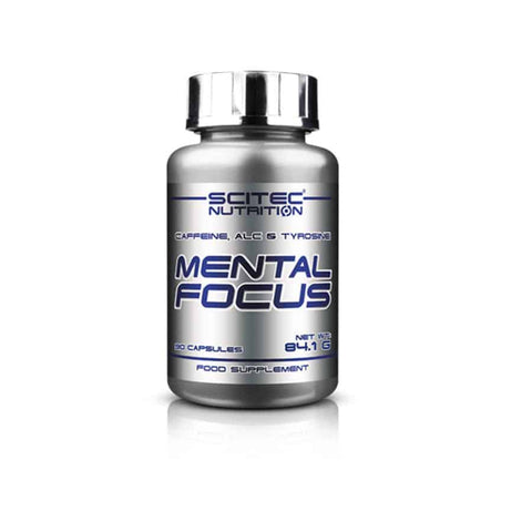 Scitec Nutrition - Mental Focus 90 caps