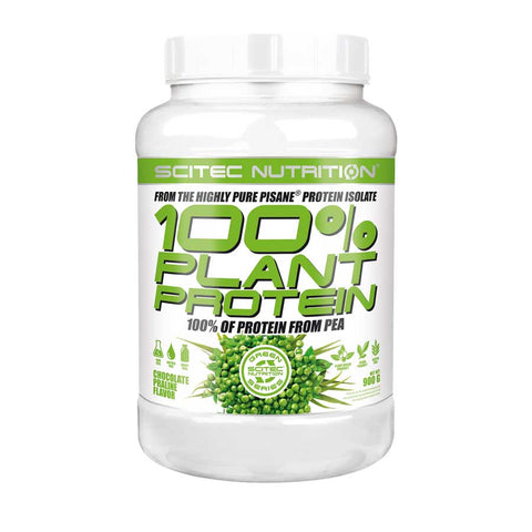 Scitec Nutrition 100% Plant Protein 900g