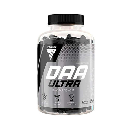 Trec Nutrition DAA Ultra 120 caps.