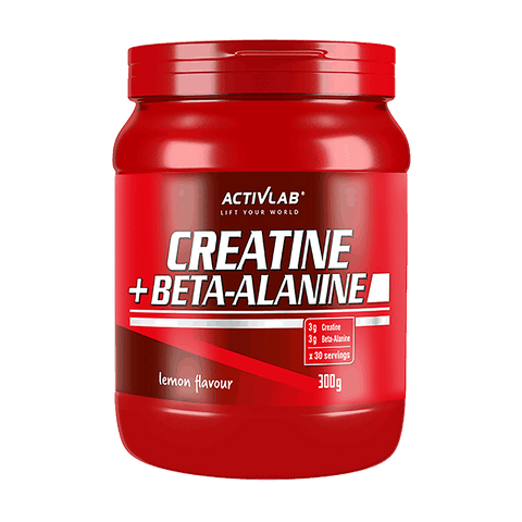 Activlab Creatine + Beta-alanine 300g