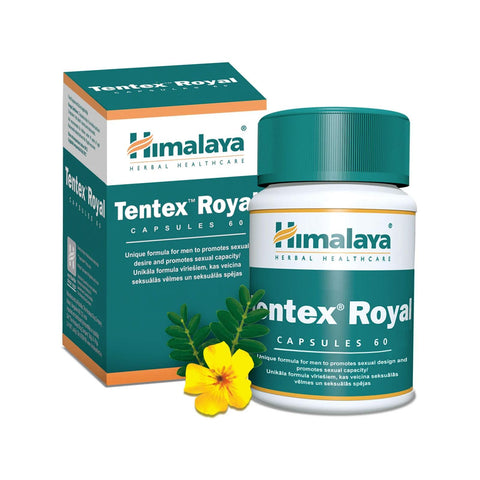 Himalaya Tentex Royal 60caps